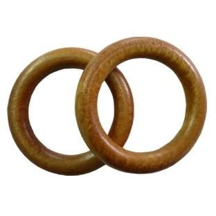 Dřevěný kroužek na garnýže třešeň