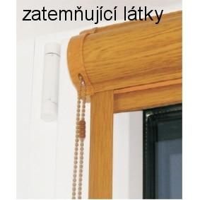 Rolety mini v kazetě řetízkové