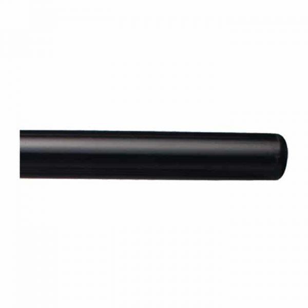 Tyč průměr 16mm pro kovové garnýže v barvě černá.