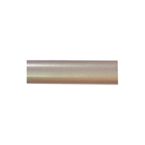 Kovová tyč pro garnýže průměr 16mm v barvě satyna nikl.