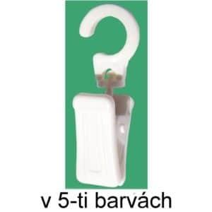 Žabka PVC otočná na kroužek garnýže