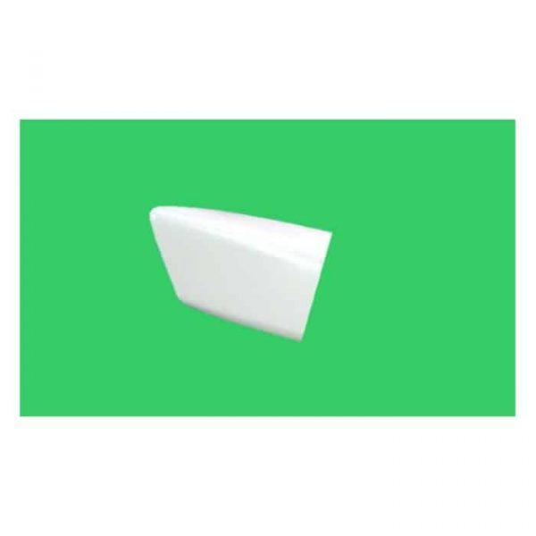 Ochranné rohy bez montážních otvorů bílý