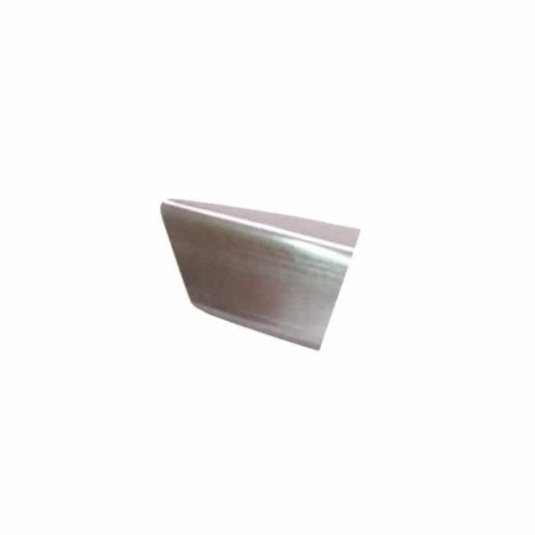 Ochranné rohy bez montážních otvorů hliník