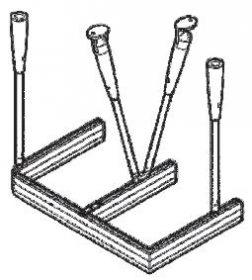 kolejnicka al410 sestava stropniho nosice
