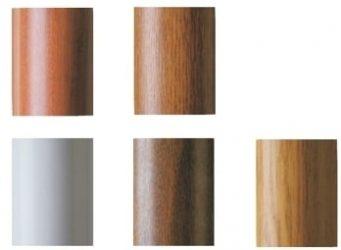 Řetízkové rolety mini v imitaci dřeva