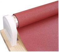 Držák pro montáž pružinové nebo řetízkové rolety na stěnu nebo strop.